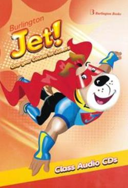 JET! ONE-YEAR COURSE CD CLASS