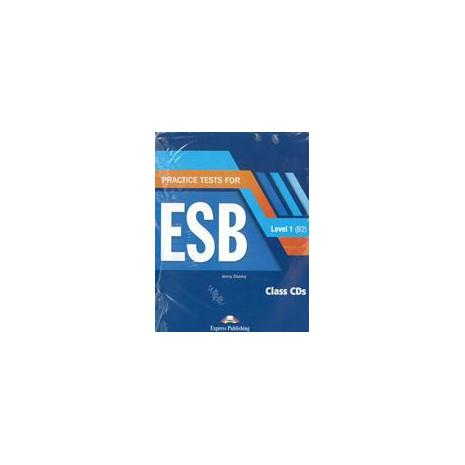 YORK PRACTICE TESTS FOR ESB B2 CD CLASS