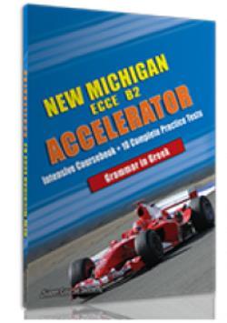 NEW MICHIGAN ECCE ACCELERATOR COURSEBOOK  10 PR.TESTS ( I-BOOK) NE