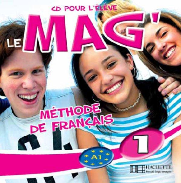 LE MAG 1 A1 CD ELEVE