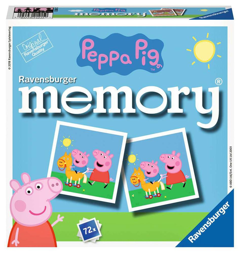 ΕΠΙΤΡΑΠΕΖΙΟ ΜΝΗΜΗΣ MEMORY® PEPPA PIG