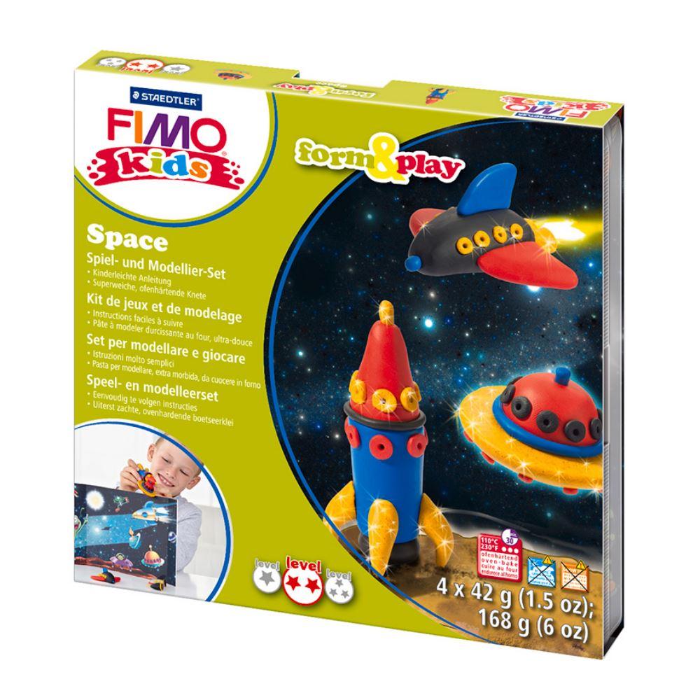 STAEDTLER FIMO KIDS SET ΔΙΑΣΤΗΜΑ - 8034 09LZ