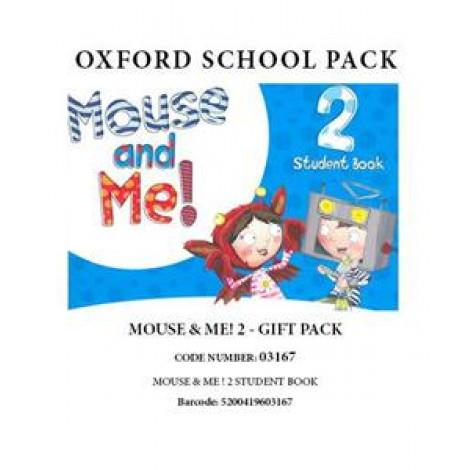 MOUSE AND ME 2 GIFT PACK - 03167 SB PACK