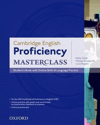 CPE MASTERCLASS SMART PACK (SB WITH ONLINE  COMPANION) - 06120