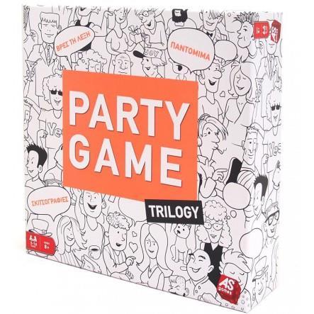 ΕΠΙΤΡΑΠΕΖΙΟ PARTY GAME TRILOGY