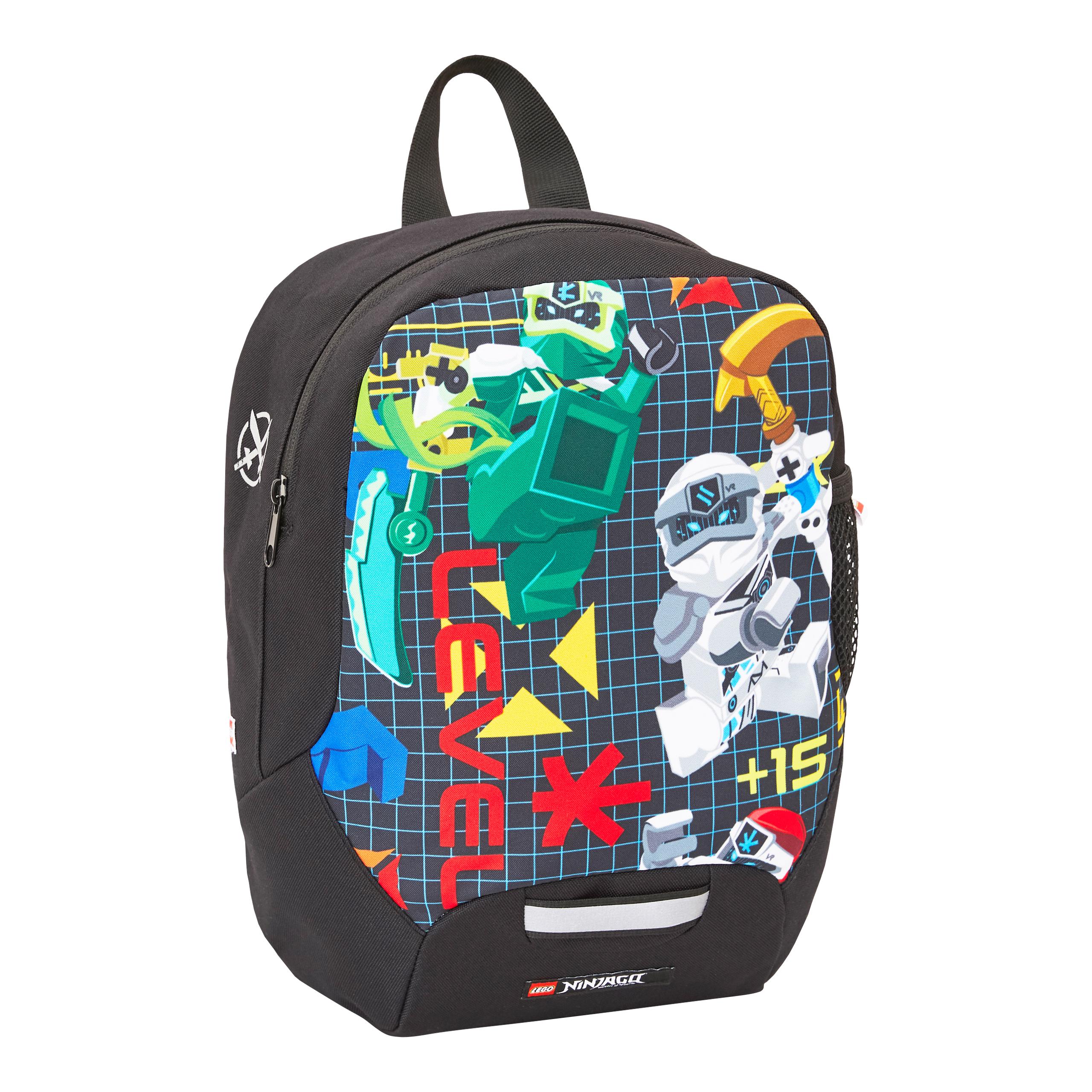 LEGO® BAGS: NINJAGO PRIME EMPIRE- ΣΑΚΙΔΙΟ ΠΛΑΤΗΣ ΠΡΟΣΧΟΛΙΚΟ - 10030-2103