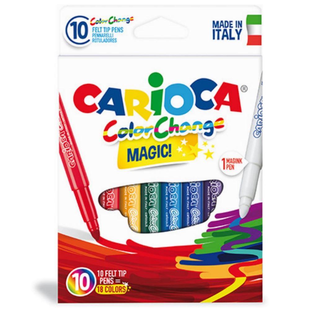 CARIOCA COLOR CHANGE (10TEM)