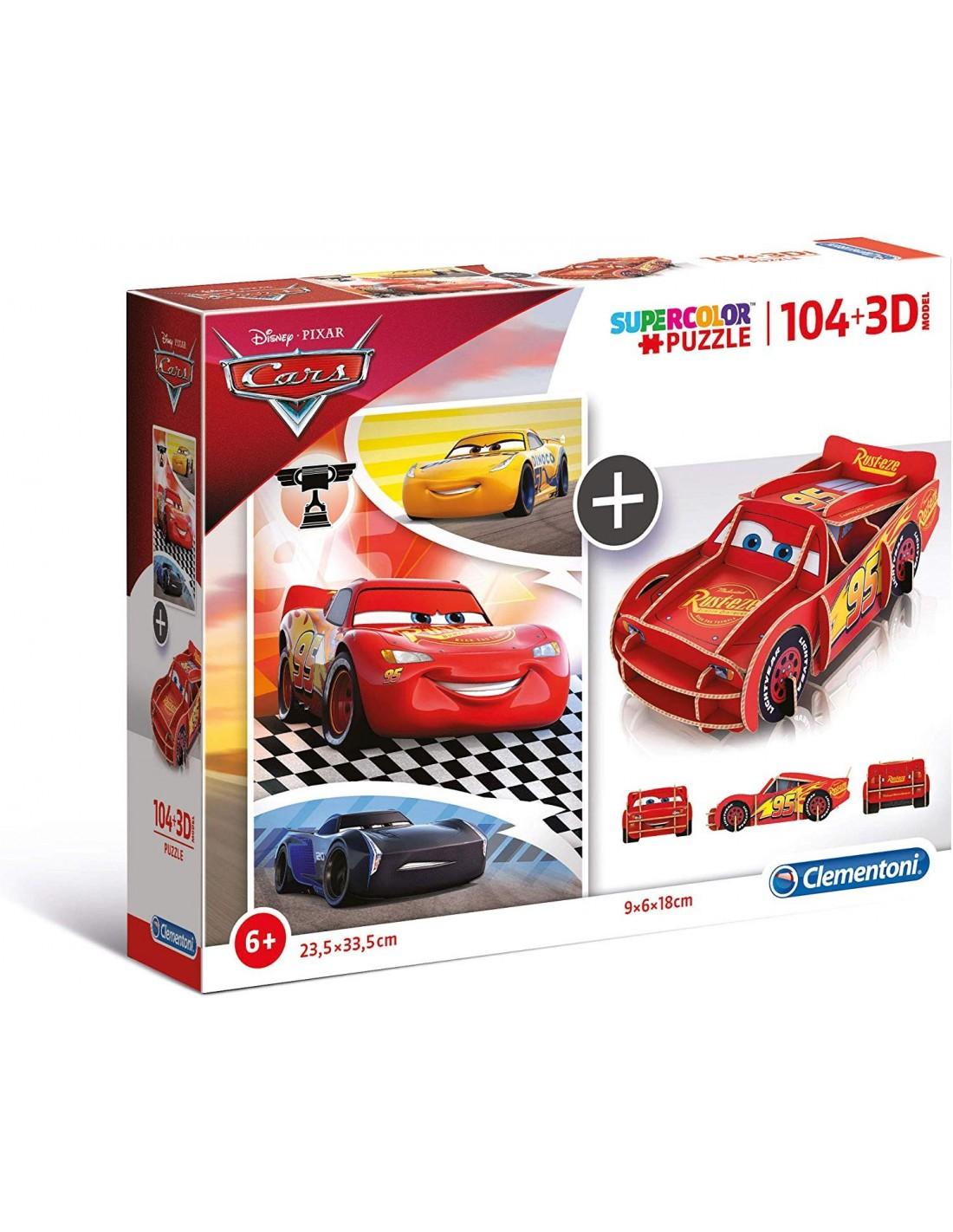 ΠΑΖΛ 104 3D CARS