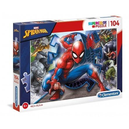 ΠΑΖΛ 104 S.C. SPIDER-MAN