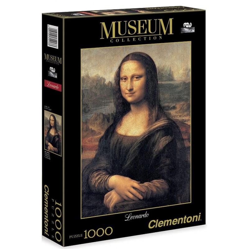 ΠΑΖΛ 1000 MUSEUM ΜΟΝΑ ΛΙΖΑ