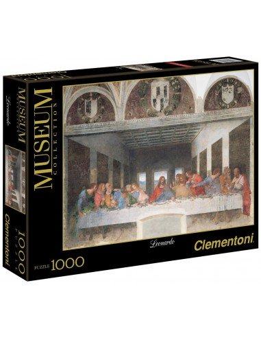 ΠΑΖΛ 1000 MUSEUM LEONARDO-ΜΥΣΤΙΚΟΣ ΔΕΙΠΝΟΣ