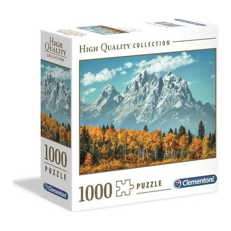 ΠΑΖΛ (PUZZLE) Clementoni 1000 H.Q. GRAND TETON