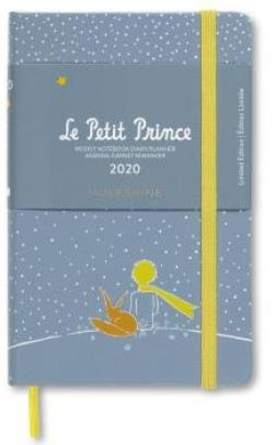 PETIT PRINCE WEEKLY NOTEBOOK P FOX 2020