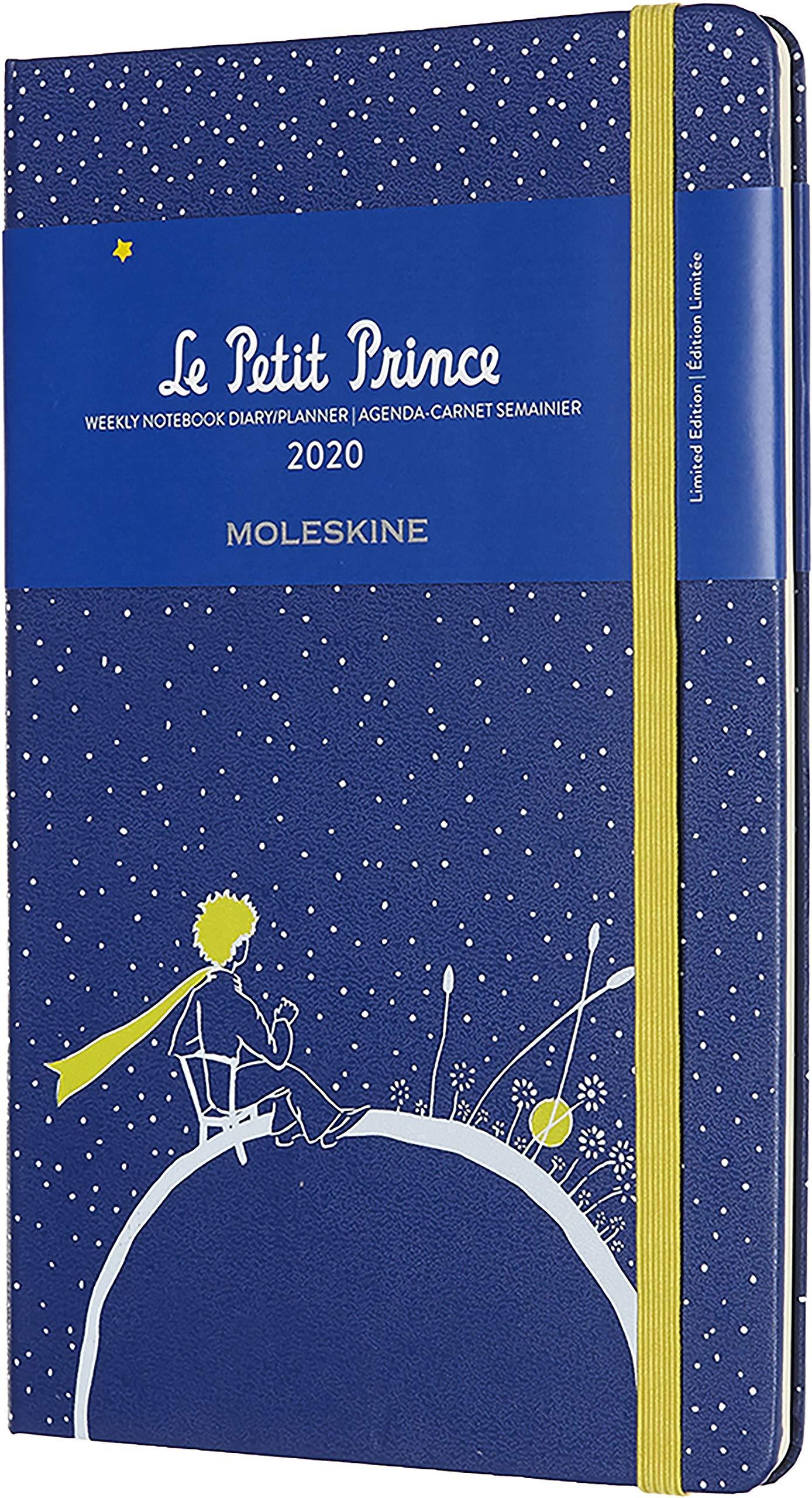 PETIT PRINCE WEEKLY NOTEBOOK L PLANET 2020