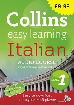 EASY LEARNING : ITALIAN – AUDIO COURSE