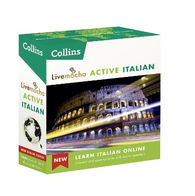COLLINS LIVEMOCHA ACTIVE ITALIAN HC BOX SET
