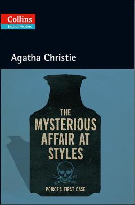 THE MYSTERIOUS AFFAIR AT STYLES  PB