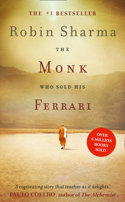 THE MONK WHO SOLD HIS FERRARI (PB)