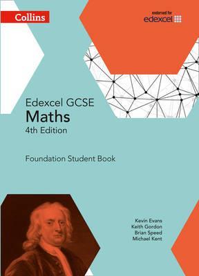 GCSE MATHS EDEXCEL FOUNDATION STUDENT BOOK