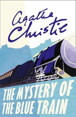 THE MYSTERY OF THE BLUE TRAIN  PB