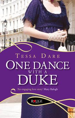 ONE DANCE WITH A DUKE : A ROUGE REGENCY ROMANCE  PB