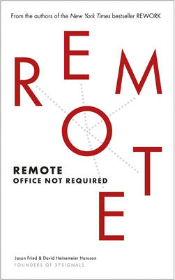 REMOTE : OFFICE NOT REQUIRED PB