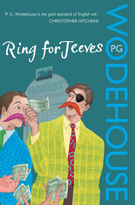 RING FOR JEEVES PB