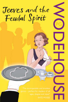 JEEVES AND THE FEUDAL SPIRIT PB