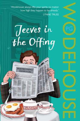JEEVES IN THE OFFING PB