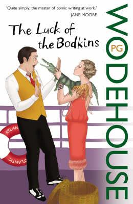 THE LUCK OF THE BODKINS PB