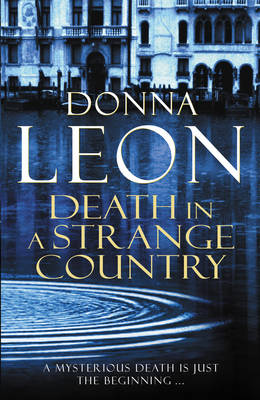 DEATH IN ASTRANGE COUNTRY  PB
