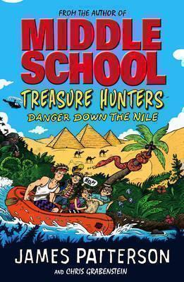 TREASURE HUNTERS : Danger Down the Nile PB