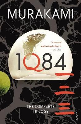 1Q84 (BOOK ONE, BOOK TWO AND BOOK THREE)