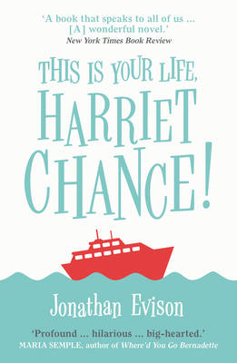 THIS IS YOUR LIFE, HARRIET CHANCE! PB B