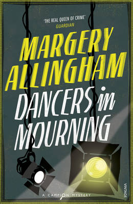 DANCERS IN MOURNING  PB
