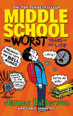 MIDDLE SCHOOL 1: THE WORST YEARS OF MY LIFE! PB