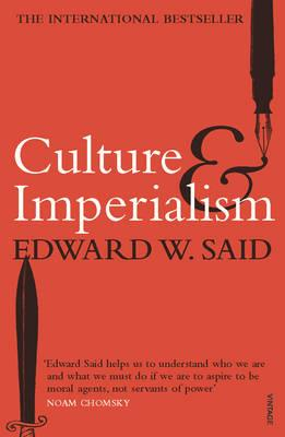 CULTURE AND IMPERIALISM PB