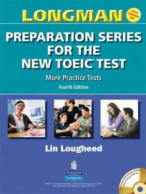 LONGMAN PREP.SERIES NEW TOEIC MORE PRACTICE TESTS ( KEY) @ 4TH ED