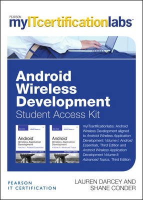 ANDROID WIRELESSAPPLICATION DEVELOPMENT VOL. 1  2 MY IT CERTIFICATION LAB V5.9 - ACCESS CARD