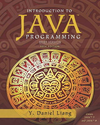 INTRODUCTION TO JAVA PROGRAMMING 10TH ED