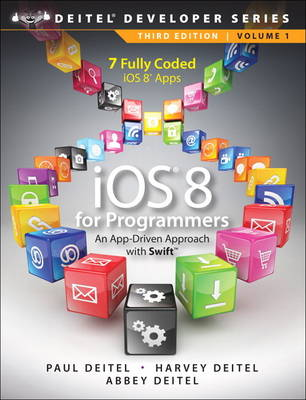 IOS 8 FOR PROGRAMMERS: AN APP-DRIVEN APPROACH WITH SWIFT 3RD ED