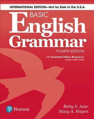 BASIC ENGLISH GRAMMAR SB (+ ESSENTIAL ONLINE RESOURCES)