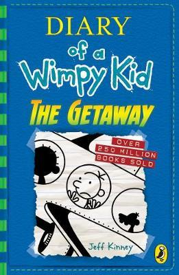 DIARY OF A WIMPY KID 12: THE GETAWAY PB