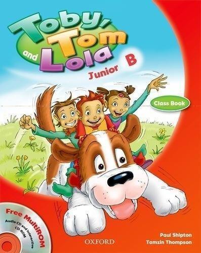 TOBY TOM & LOLA JUNIOR B SB PACK (+ READER + CD-ROM)
