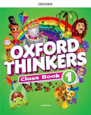 OXFORD THINKERS 1 SB