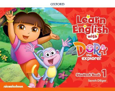 LEARN ENGLISH WITH DORA THE EXPLORER 1 SB