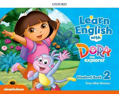 LEARN ENGLISH WITH DORA THE EXPLORER 2 SB