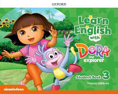 LEARN ENGLISH WITH DORA THE EXPLORER 3 SB