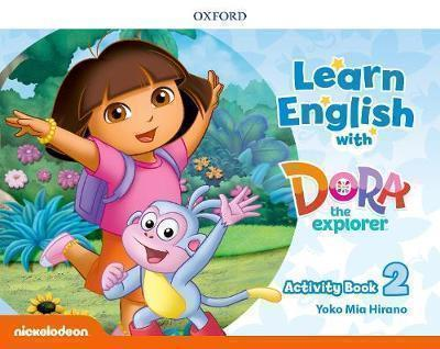 LEARN ENGLISH WITH DORA THE EXPLORER 2 WB