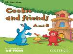 COOKIE & FRIENDS CD-ROM (1) (FOR USE LEVELS A AND B)